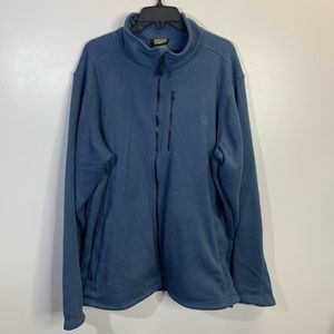 Timberland Men's Blue Long Sleeve Top Size XXL